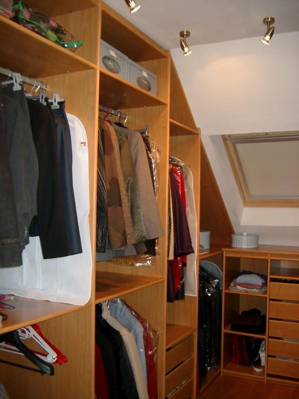 dressing angle avec sous-pente Innov'Home